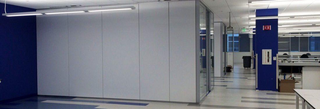 amgen parete mobile modulare