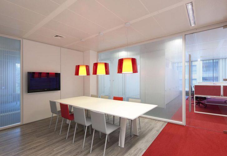 <b>Pareti mobili</b> modulari per Uffici