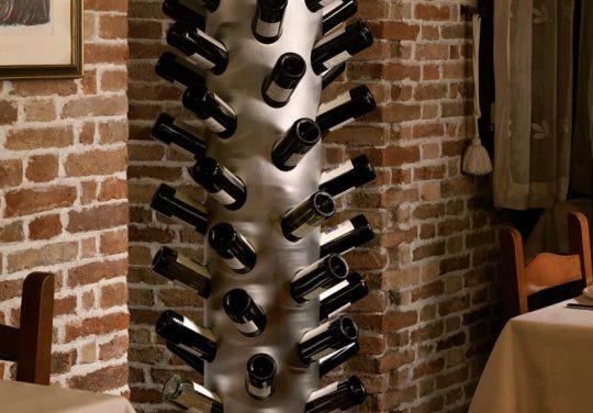 espositore vino atum