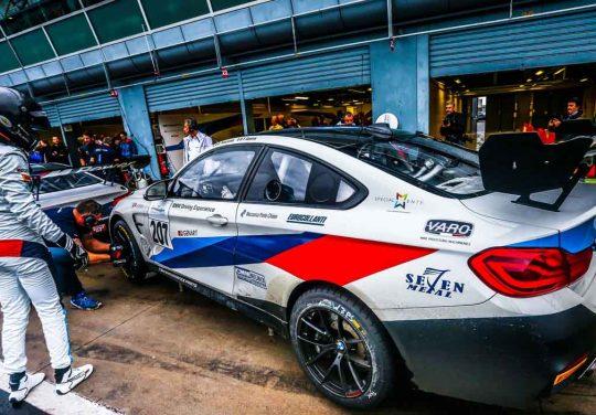 <b>Fascicolo</b> e <b>Seven Metal</b> vicecampioni italiani GT con BMW
