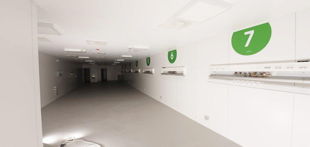 <b>Il nostro record più emozionante</b>: costruire l'ospedale per i malati di coronavirus in pochi giorni!
