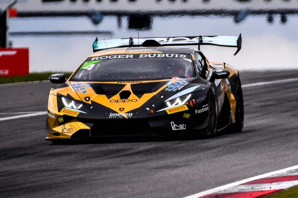 <b>Fascicolo e Seven Metal</b> a Barcellona per il terzo round del Lamborghini Super Trofeo