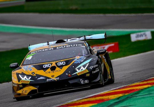 Ultimo round per <b>Fascicolo e Seven Metal</b> nel Lamborghini Super Trofeo
